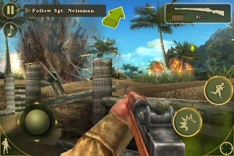 Brothers in Arms 2: Global Front now in App Store! | iMore