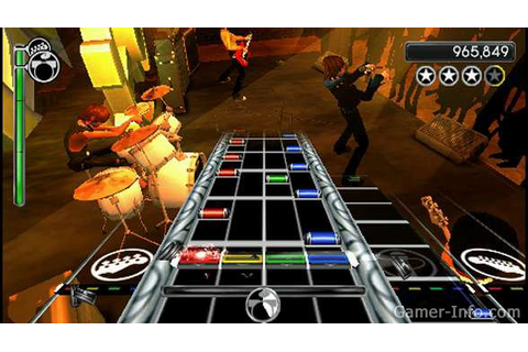 Rock Band Unplugged (2009 video game)