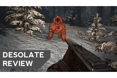 Desolate Review - Hotfix 0.7.98 - YouTube