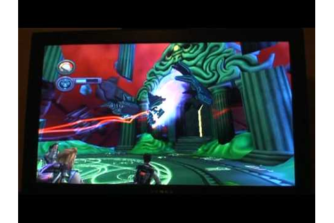 Ghostbusters The Video Game Wii Walkthrough- The Destroyer ...