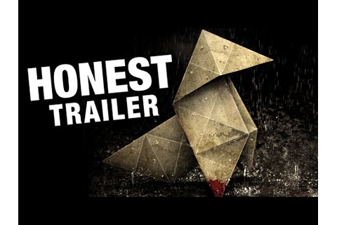 HEAVY RAIN (Honest Game Trailers) - YouTube