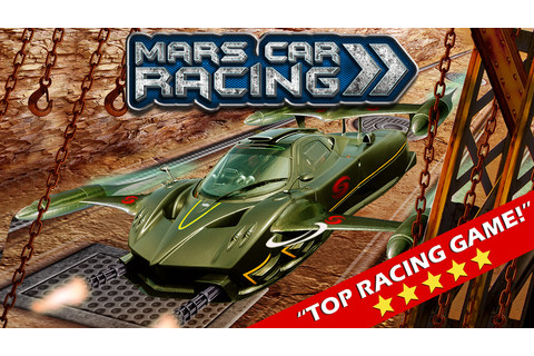 A Mars Car Racing Games 1.0 App for iPad, iPhone - Games ...