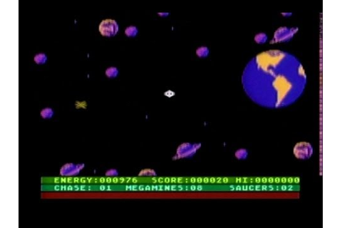 Atari 5200: Astro Chase [Parker Brothers] - YouTube