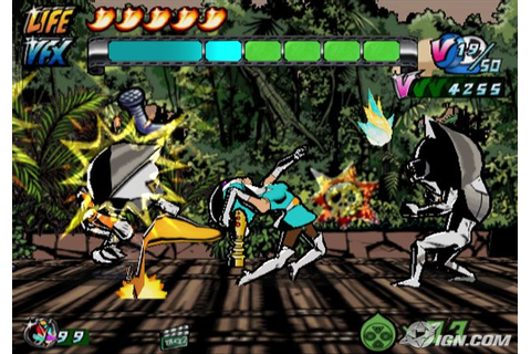 Shadows In The Darkness: Viewtiful Joe 2 [PS2]
