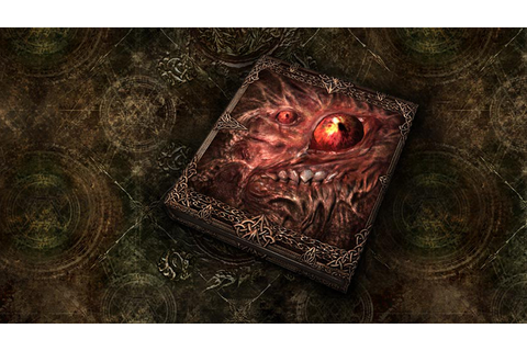 Soul Sacrifice Looks A Lot Different In Book Form | Kotaku ...