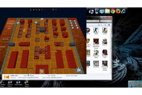 Battle City 3d Pc Download - YouTube