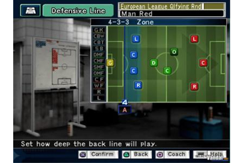 Pro Evolution Soccer Management per PS2 - GameStorm.it