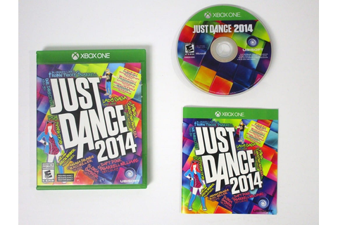 Just Dance 2014 game for Xbox One (Complete) | The Game Guy