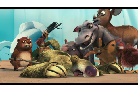 Ice Age 2 screenshot gallery