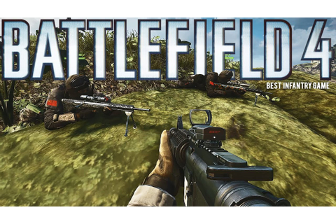 Battlefield 4 Best Infantry Game - YouTube