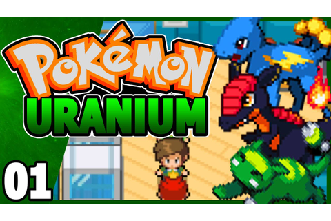 Pokemon Uranium (Fan Game) Part 1 The Quiz! - Gameplay ...