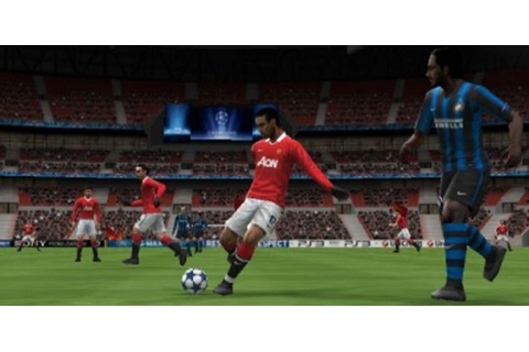 PES 2011 3D brings Pro Evolution Soccer to Nintendo 3DS ...
