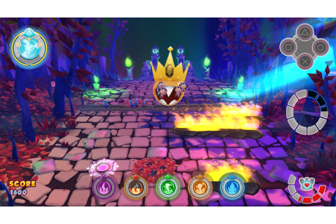 Krinkle Krusher (PS4 / PlayStation 4) Game Profile | News ...