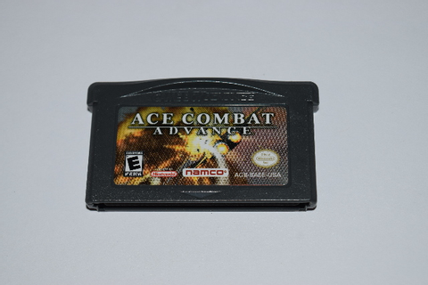 Ace Combat Advance Nintendo Game Boy Advance Video Game ...