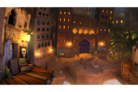 The Book of Unwritten Tales 2 Screenshots, Pictures ...