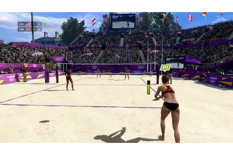 London 2012: The Official Video Game - Women's Beach ...