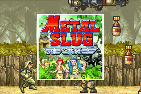 Metal Slug Advance - Culga Games