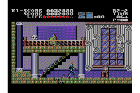 Master of Darkness (Master System, 1992) | Blue Skies Daily