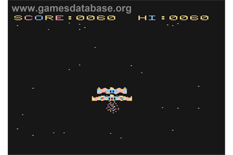Space Eggs - Atari 8-bit - Games Database