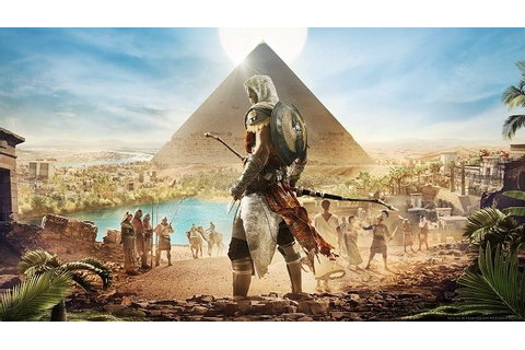 Games like Assassin's Creed Origins immerse us in history ...
