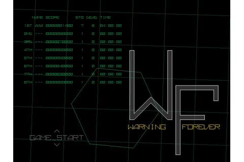 Warning Forever Download (2003 Non-English Game)