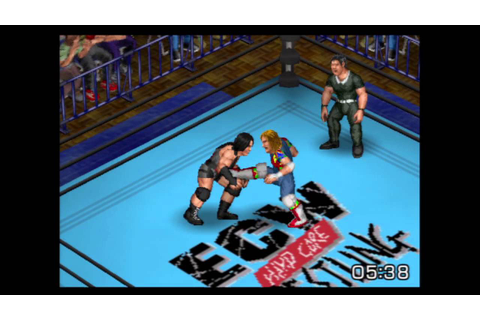 Fire Pro Wrestling Returns - Rhyno vs. Spike Dudley - ECW ...