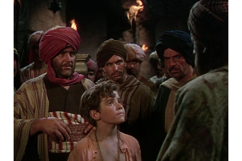 Picture of Ali Baba and the Forty Thieves