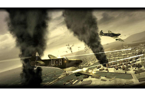 Blazing Angels Squadrons of WWII Download Free Full Game ...