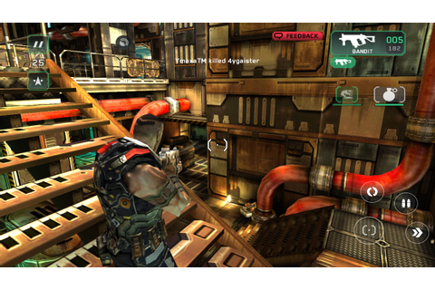 SHADOWGUN: DeadZone – Games for Android 2018 – Free ...