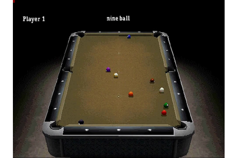 Backstreet Billiards Download Game | GameFabrique