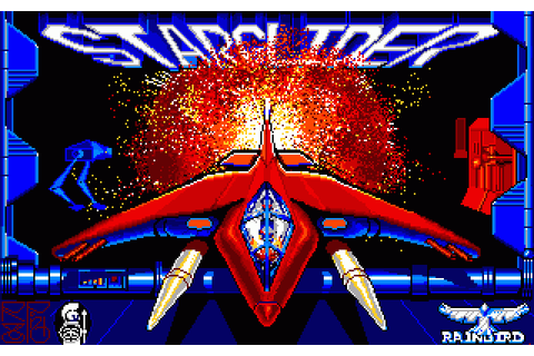 Starglider (1987) by Argonaut Amiga game