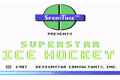 Download SuperStar Ice Hockey - My Abandonware