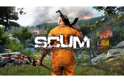 SCUM - Getting Started (Gameplay Video) - YouTube