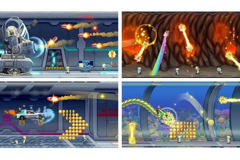 Jetpack Joyride for PC – Free Download | GamesHunters