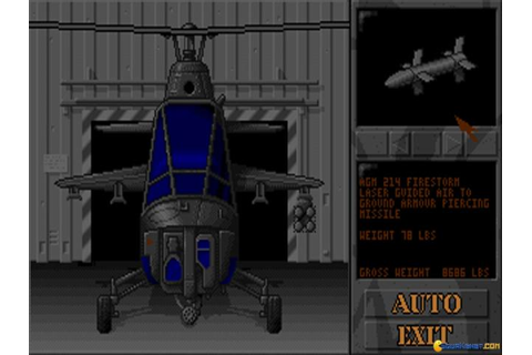 Thunderhawk AH-73M (1991) - PC Game