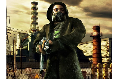 1920*1200 Staker Shadow of Chernobyl Game Wallpaper 19 ...