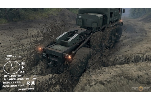 Spintires-CODEX | Ova Games