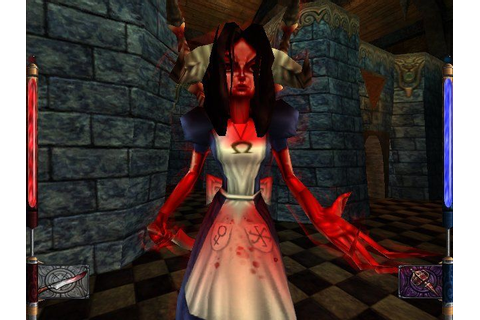 American McGee's Alice Screenshots for Windows - MobyGames