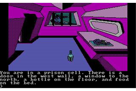 Oo-Topos Download (1987 Adventure Game)