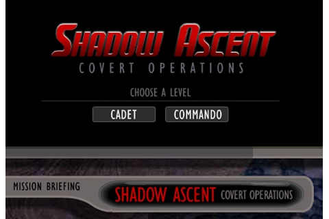 G.I. Joe Shadow Ascent - Cover Operations Game - Cartoon ...