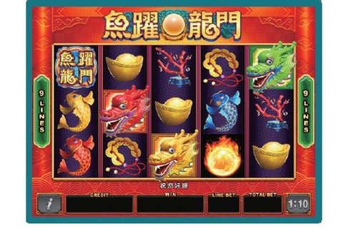 Dragon Gate - casino game, liner game, casino software ...
