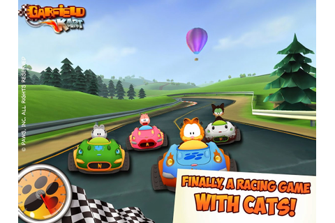Garfield Kart Game For PC Free Download - Download Free PC ...