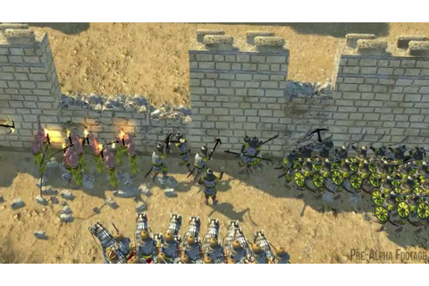 Stronghold Crusader 2 - First Gameplay Footage [1080p ...