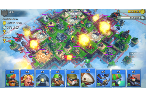 Sky Clash: Lords of Clans 3D on Steam