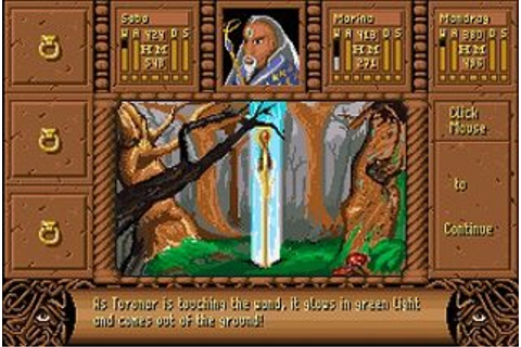 Fate: Gates of Dawn (Amiga) Game Download
