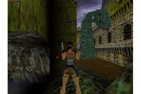 Tomb Raider 3: The Lost Artifact