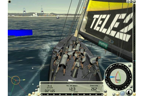 32nd America's Cup: The Game - Descargar