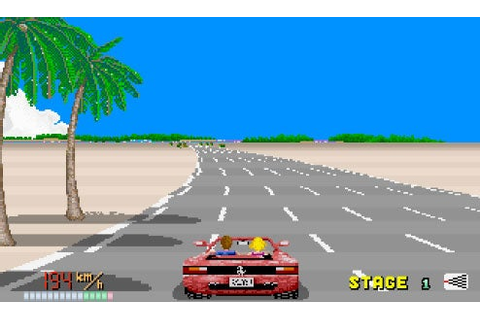Sega (And THQ?) Planning New OutRun Game