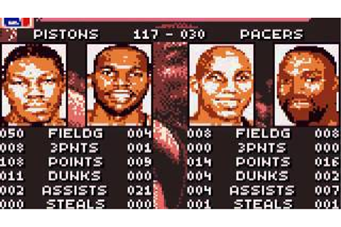 Play NBA Jam 2001 Online GBC Game Rom - Game Boy Color ...