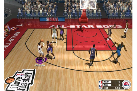 NBA live 2003 free download full version pc game | Best ...